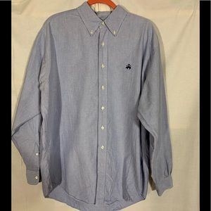 Brooks brothers XL cotton button down shirt